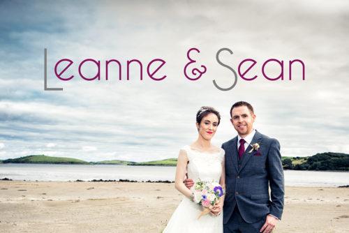 Leanne & Sean - Mulranny Park Hotel - Mayo