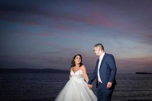 Ashleigh & Killian - Inverin & Salthill Hotel - Galway