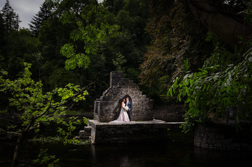 Lauren & Dermot – The Lodge at Ashford Castle
