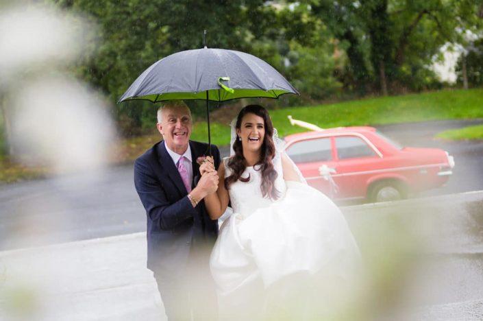 bride dad