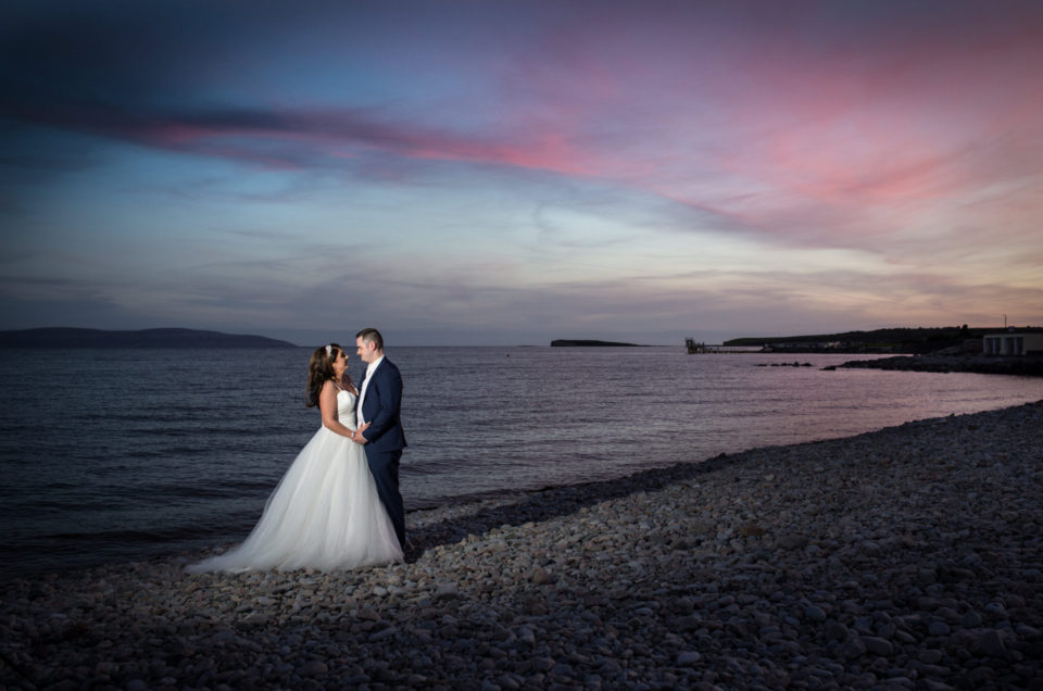 Salthill Hotel Weddings – A+K Galway Wedding